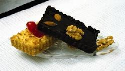 Florentino de Coco-Pasteleria natural Postres dieteticos