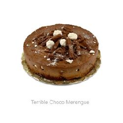 Choco-Merengue Full Cheese Postres dieteticos